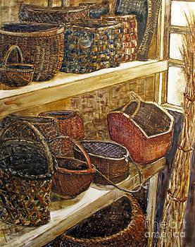 Baskets Galore by Louise Peardon