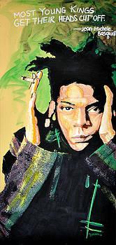 Basquiat by Erica Falke