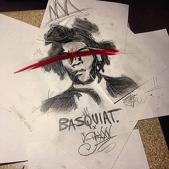 Basquiat. X Staxxx by Darius Wilson
