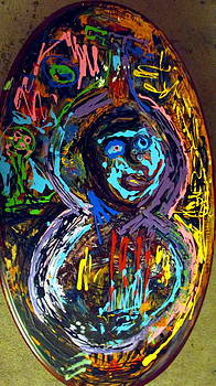 Bass Face by Darryl  Kravitz