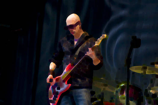 Bass  Guitar by Tony Reddington