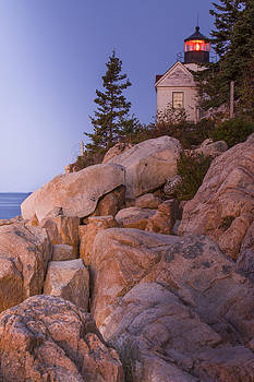 Bass Harbor Lighthouse by Luca Diana