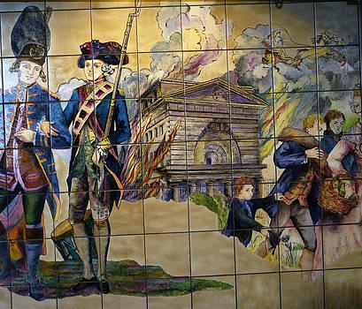 Bastille Metro no 1 by A Morddel
