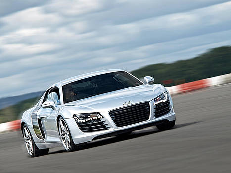 Gill Billington   Bat Out Of Hell   Audi R8