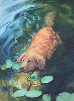 Bathing Beauty by Sherri Anderson