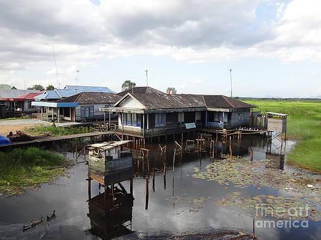 Bati-bati Village by Jason Sentuf