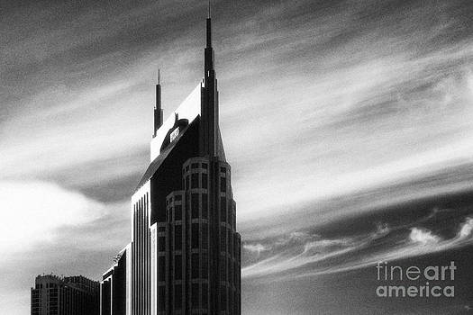 Batman Towers in Nashville by Jeff Holbrook
