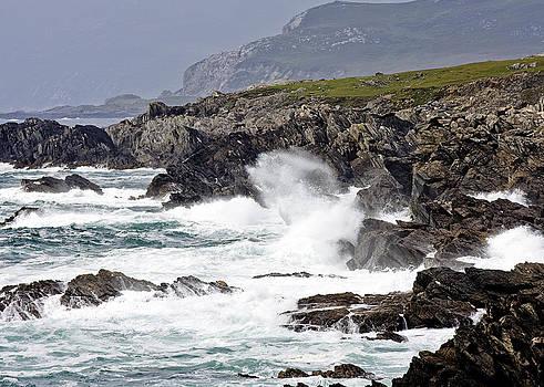 Battered Coast by Tony Reddington
