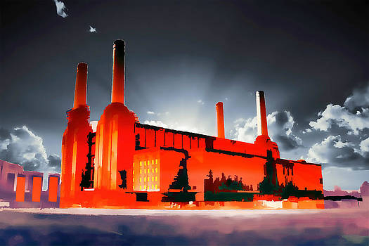 Battersea II by Neil Hemsley