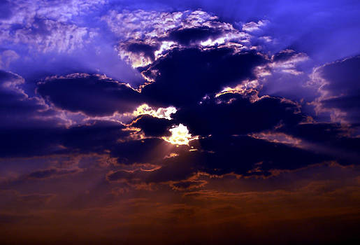 Bliss Of Art - Battle of Sun and Clouds