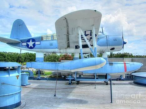 Jaclyn Hughes Fine Art - Battleship Plane
