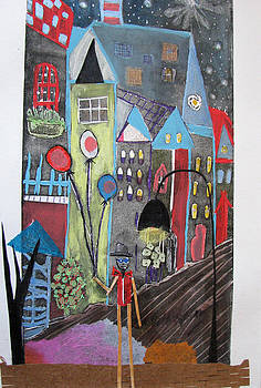 Bauhaus by Linnie Greenberg