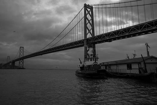 John Daly - Bay Bridge Fire Boat