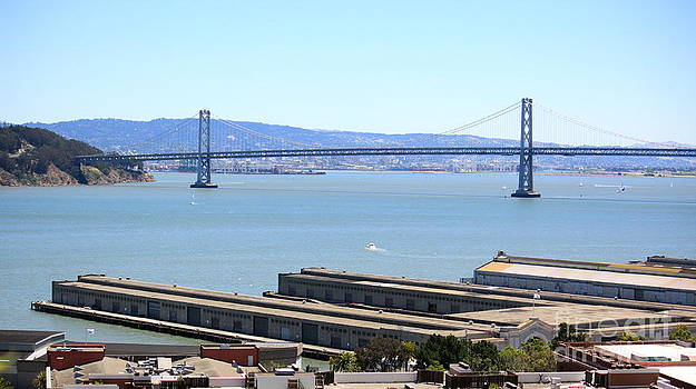 Danielle Groenen - Bay Bridge View