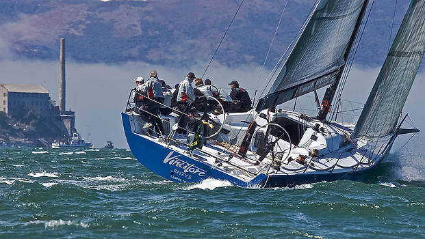 Steven Lapkin - Bay Sailing