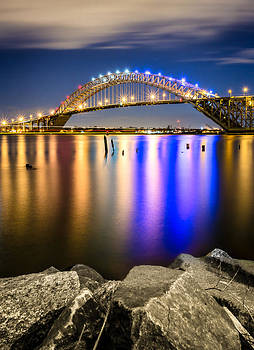 Bayonne Bridge by Alhaji Samura