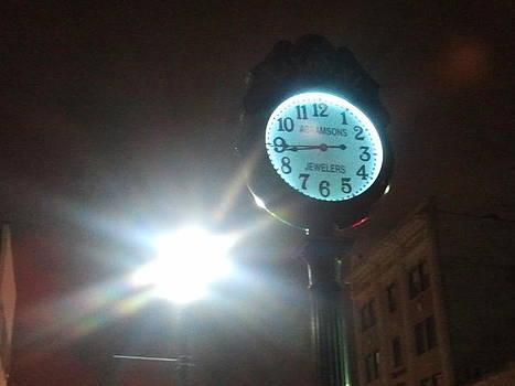 Anastasia Konn - Bayonne Clock