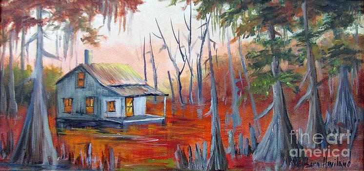 Bayou Home by Barbara Haviland