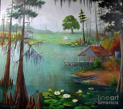 Bayou Living  by Barbara Haviland