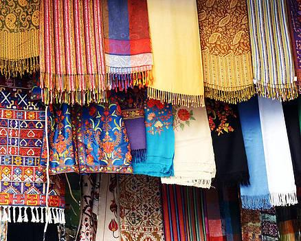 Bazaar Colors by Carl Sheffer