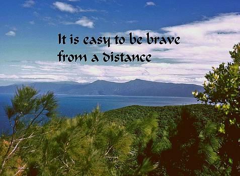 Gary Wonning - Be Brave