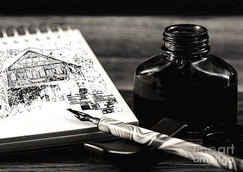 Be creative by Martina Roth