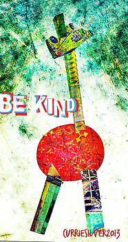 BE Kind by Currie Silver
