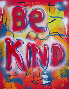Be Kind by Peggy Carroll