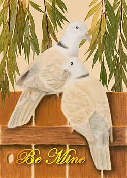 Jeanette K - Be Mine Doves