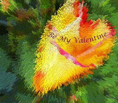 Be My Valentine by Anne Mott