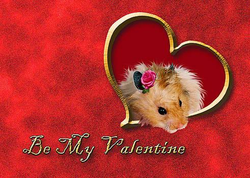 Jeanette K - Be My Valentine Hamster