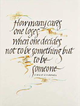 Be Somebody by Jo Forsyth