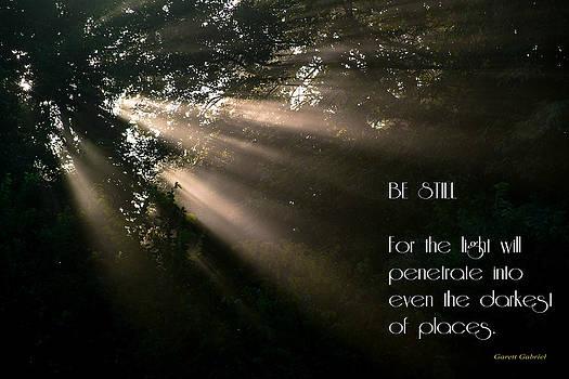 Be Still by Garett Gabriel