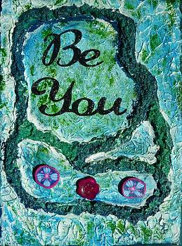 Be You by Gillian Pearce