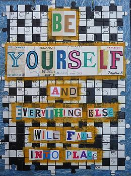 Be Yourself by Gillian Pearce