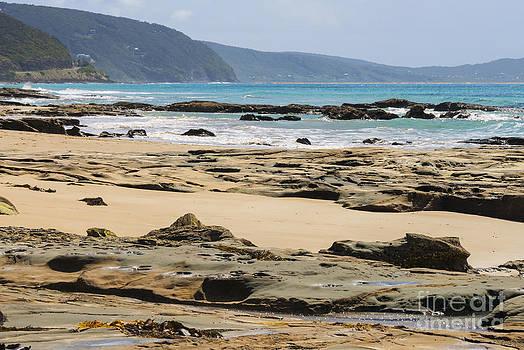 Bob Phillips - Beach at Loutit Bay