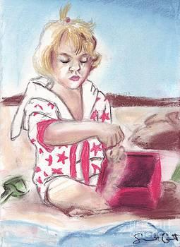 Beach Baby by Samantha Geernaert