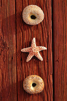 Beach Bagels by Laura Fasulo
