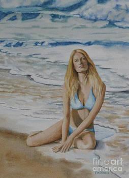 Beach Beauty by Parrish Hirasaki