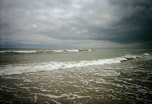 Beach Before The Storm by Carol Whaley Addassi
