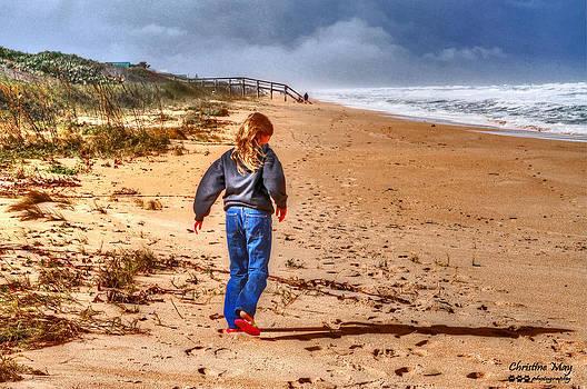 Beach Bum by Christine May
