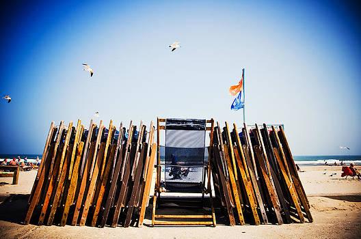 Eric Benjamin - Beach Chairs