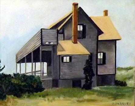 Beach Cottage #2 by Robert Harvey