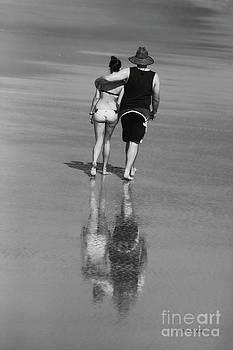Deborah Benoit - Beach Couple