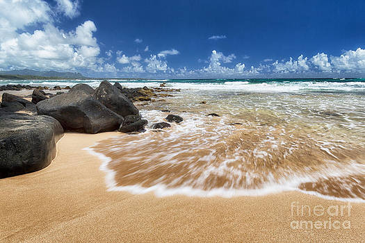Beach Day in Kauai by doug hagadorn by Doug Hagadorn