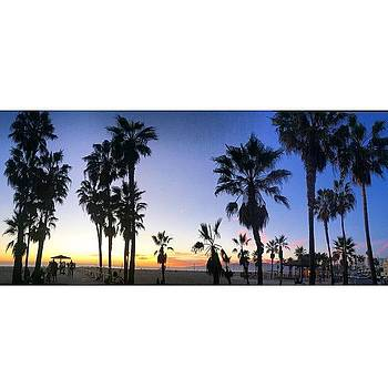Beach Days In November. #lalife by Samantha Ouellette
