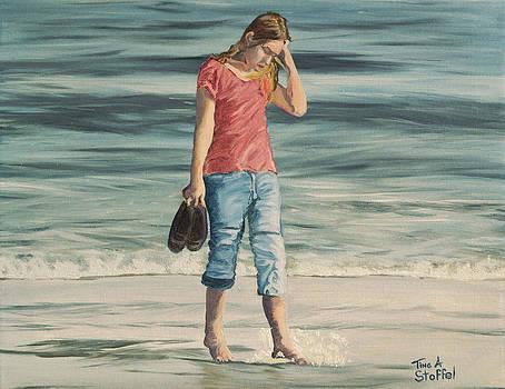 Beach Dreams by Tina Stoffel
