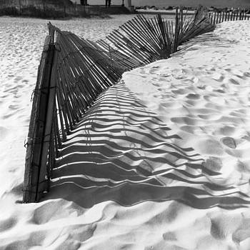 Henri Bersoux - Beach Fence
