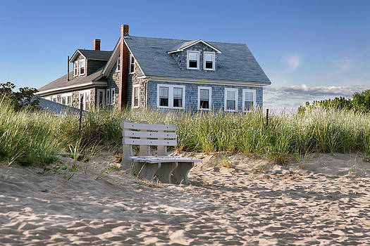 Jo Ann Snover - Beach house