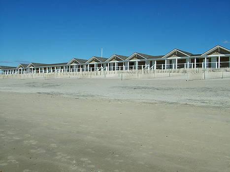 Beach Houses by Geoffrey McLean